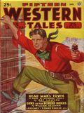 Fifteen Western Tales (1942-1955 Popular) Pulp Vol. 8 #4