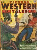 Fifteen Western Tales (1942-1955 Popular) Pulp Vol. 9 #1