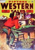 Fifteen Western Tales (1942-1955 Popular) Pulp Vol. 9 #2