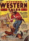 Fifteen Western Tales (1942-1955 Popular) Pulp Vol. 9 #3