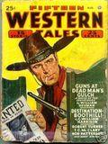 Fifteen Western Tales (1942-1955 Popular) Pulp Vol. 10 #3