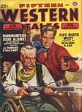 Fifteen Western Tales (1942-1955 Popular) Pulp Vol. 11 #1