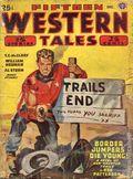 Fifteen Western Tales (1942-1955 Popular) Pulp Vol. 11 #3