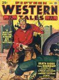 Fifteen Western Tales (1942-1955 Popular) Pulp Vol. 11 #4