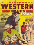 Fifteen Western Tales (1942-1955 Popular) Pulp Vol. 12 #3