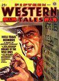 Fifteen Western Tales (1942-1955 Popular) Pulp Vol. 12 #4