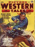 Fifteen Western Tales (1942-1955 Popular) Pulp Vol. 13 #1