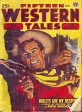 Fifteen Western Tales (1942-1955 Popular) Pulp Vol. 13 #3