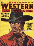 Fifteen Western Tales (1942-1955 Popular) Pulp Vol. 14 #1