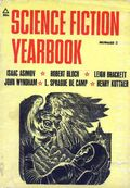 Science Fiction Yearbook (1967-1971 Popular Library) Pulp 3