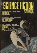 Science Fiction Yearbook (1967-1971 Popular Library) Pulp 5