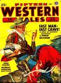 Fifteen Western Tales (1942-1955 Popular) Pulp Vol. 14 #3