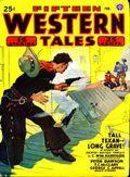 Fifteen Western Tales (1942-1955 Popular) Pulp Vol. 15 #1