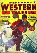 Fifteen Western Tales (1942-1955 Popular) Pulp Vol. 15 #2