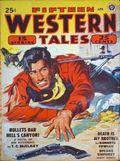 Fifteen Western Tales (1942-1955 Popular) Pulp Vol. 15 #3