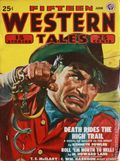 Fifteen Western Tales (1942-1955 Popular) Pulp Vol. 16 #1