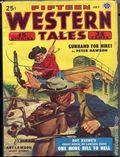 Fifteen Western Tales (1942-1955 Popular) Pulp Vol. 16 #2