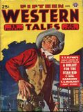 Fifteen Western Tales (1942-1955 Popular) Pulp Vol. 16 #3