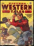 Fifteen Western Tales (1942-1955 Popular) Pulp Vol. 16 #4