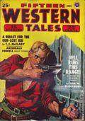 Fifteen Western Tales (1942-1955 Popular) Pulp Vol. 17 #2