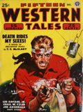 Fifteen Western Tales (1942-1955 Popular) Pulp Vol. 17 #3