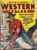 Fifteen Western Tales (1942-1955 Popular) Pulp Vol. 17 #4