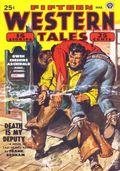 Fifteen Western Tales (1942-1955 Popular) Pulp Vol. 18 #2