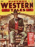 Fifteen Western Tales (1942-1955 Popular) Pulp Vol. 18 #3
