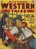 Fifteen Western Tales (1942-1955 Popular) Pulp Vol. 18 #4