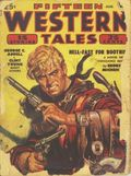 Fifteen Western Tales (1942-1955 Popular) Pulp Vol. 19 #3