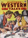Fifteen Western Tales (1942-1955 Popular) Pulp Vol. 20 #2