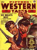 Fifteen Western Tales (1942-1955 Popular) Pulp Vol. 20 #3