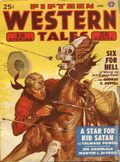 Fifteen Western Tales (1942-1955 Popular) Pulp Vol. 20 #4