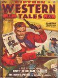 Fifteen Western Tales (1942-1955 Popular) Pulp Vol. 21 #1