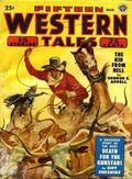 Fifteen Western Tales (1942-1955 Popular) Pulp Vol. 21 #2