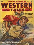 Fifteen Western Tales (1942-1955 Popular) Pulp Vol. 21 #3