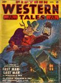 Fifteen Western Tales (1942-1955 Popular) Pulp Vol. 22 #3