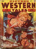 Fifteen Western Tales (1942-1955 Popular) Pulp Vol. 23 #2