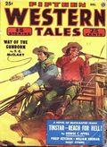 Fifteen Western Tales (1942-1955 Popular) Pulp Vol. 23 #3