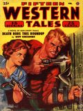 Fifteen Western Tales (1942-1955 Popular) Pulp Vol. 23 #4