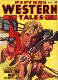 Fifteen Western Tales (1942-1955 Popular) Pulp Vol. 24 #1