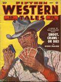 Fifteen Western Tales (1942-1955 Popular) Pulp Vol. 24 #2