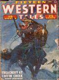 Fifteen Western Tales (1942-1955 Popular) Pulp Vol. 25 #1