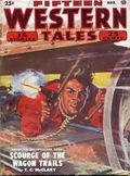 Fifteen Western Tales (1942-1955 Popular) Pulp Vol. 25 #2