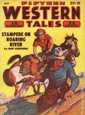 Fifteen Western Tales (1942-1955 Popular) Pulp Vol. 25 #3