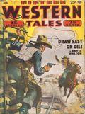 Fifteen Western Tales (1942-1955 Popular) Pulp Vol. 26 #3