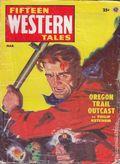 Fifteen Western Tales (1942-1955 Popular) Pulp Vol. 26 #4