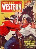 Fifteen Western Tales (1942-1955 Popular) Pulp Vol. 27 #1