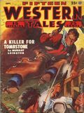 Fifteen Western Tales (1942-1955 Popular) Pulp Vol. 27 #3