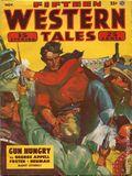 Fifteen Western Tales (1942-1955 Popular) Pulp Vol. 27 #4
